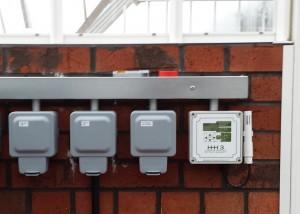 HH3 controller and temperature sensor