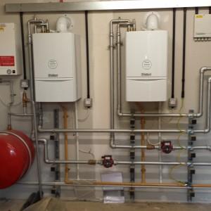 Twin Boilers