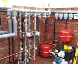 Mixing Groups for Sustainable Heating